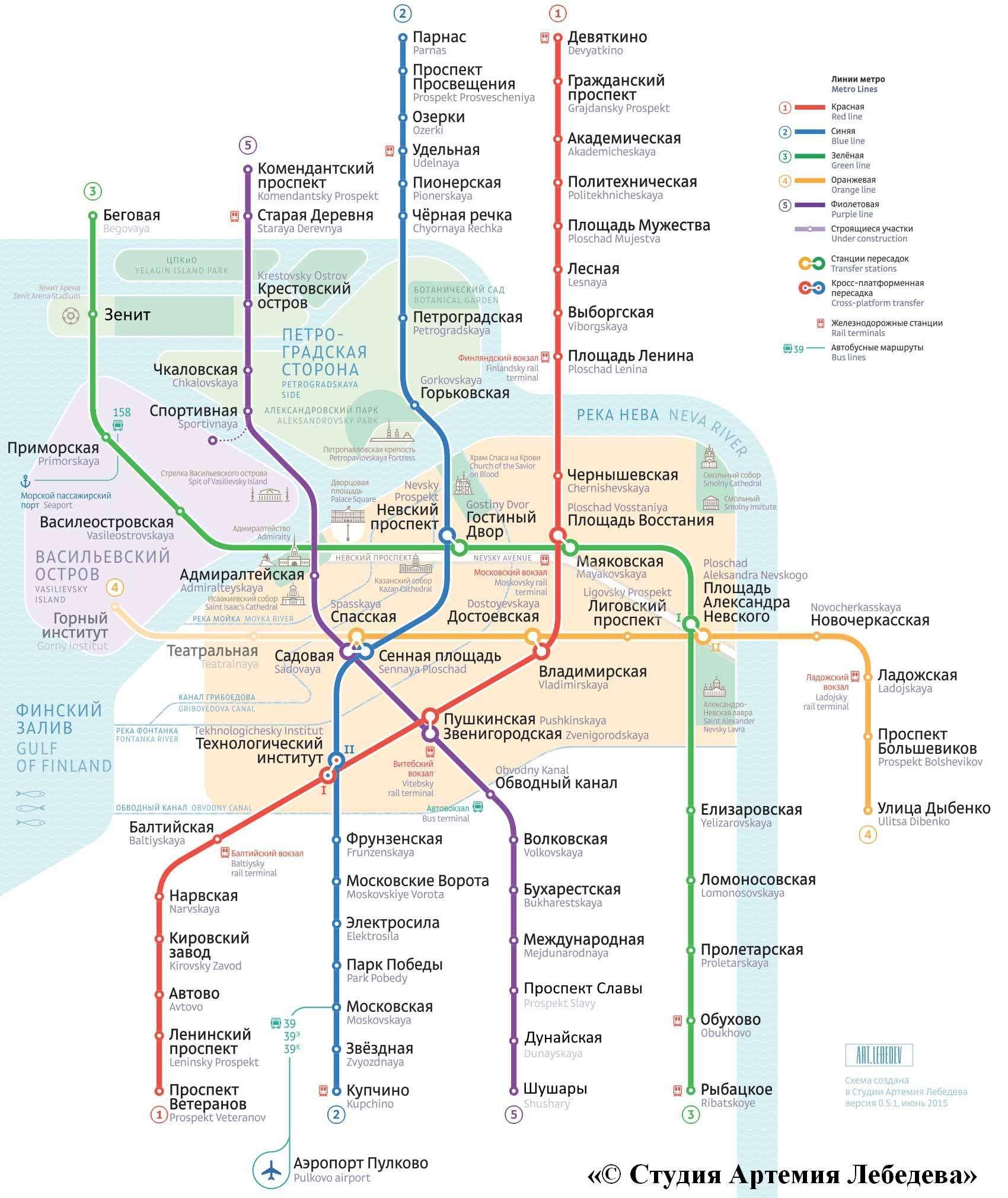 Схема метро с мкц с расчетом времени фото 155