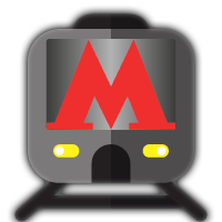 наметро.рф - Логотип