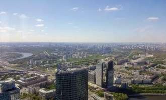 Смотровая площадка Москва-Сити